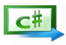 C Sharp logo ,C#